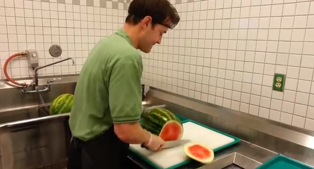 Watermelon 30 seconds or less