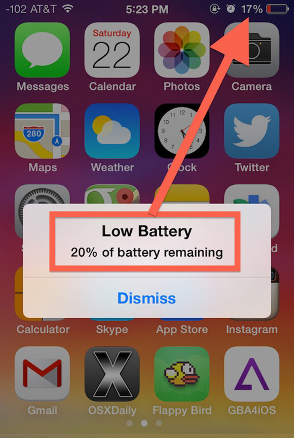 rapid-battery-drain-iphone