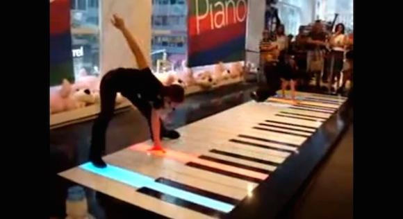 floorpiano