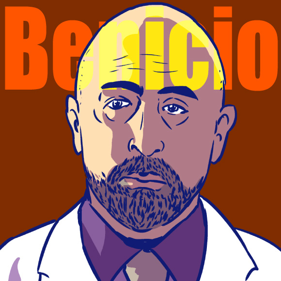 Breaking Bad Benicio