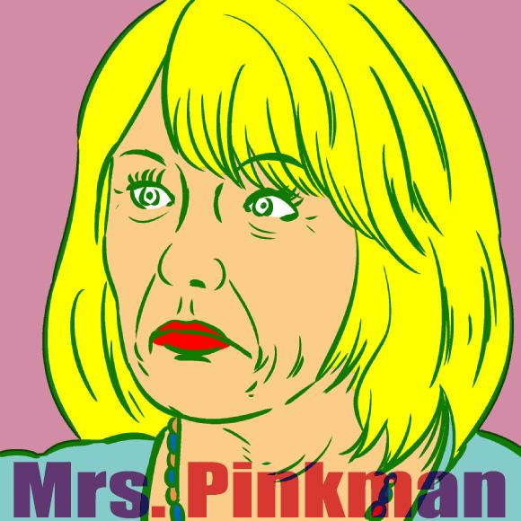 Breaking Bad Mrs Pinkman