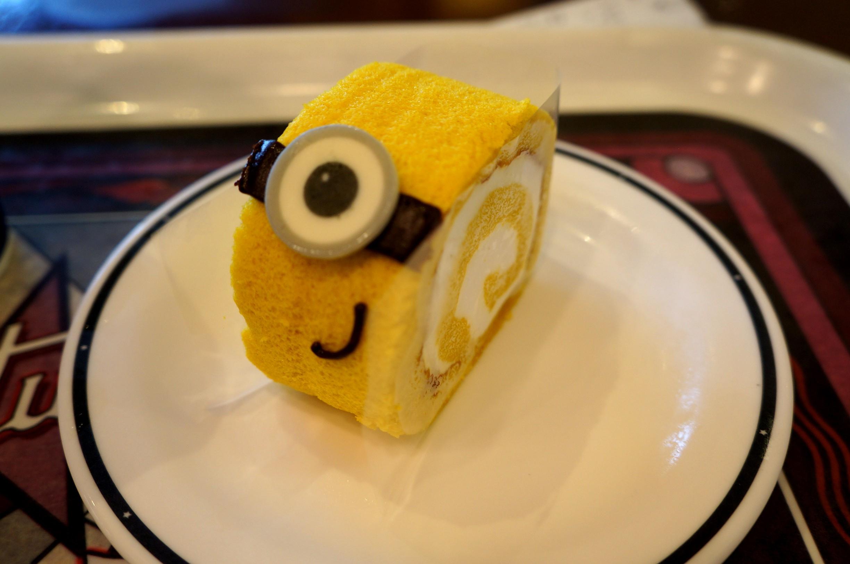ミニヨンケーキ