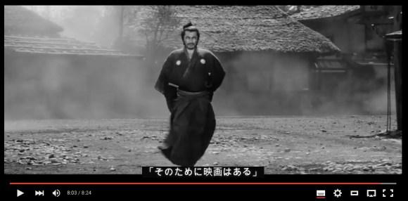 黒澤映画の分析