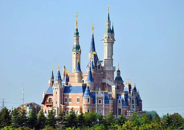 Shanghai_Disneylandb