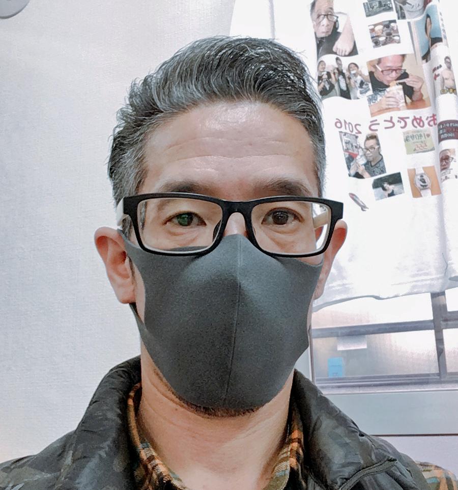 マスク 付け方 と ピタッ