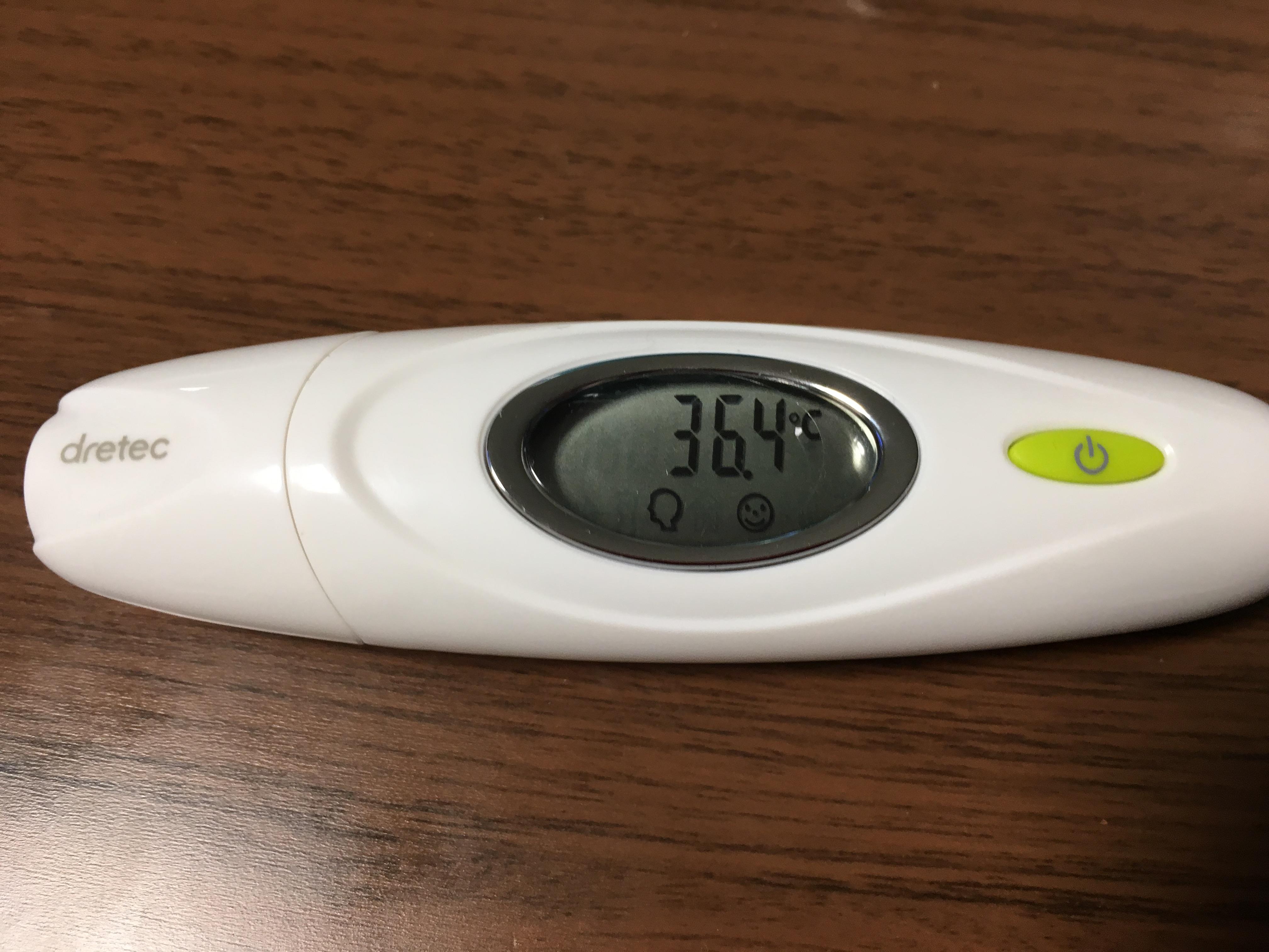 体温計 赤外線