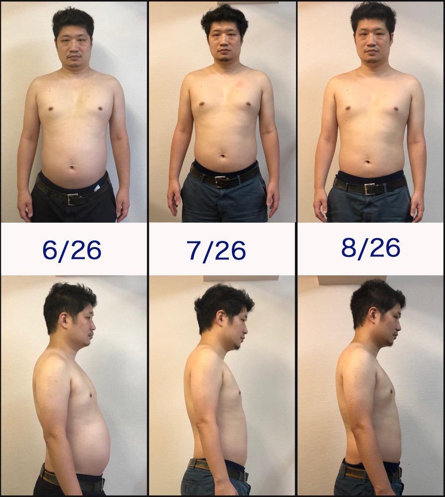 ヶ月 5 1 は に キロ で 痩せる