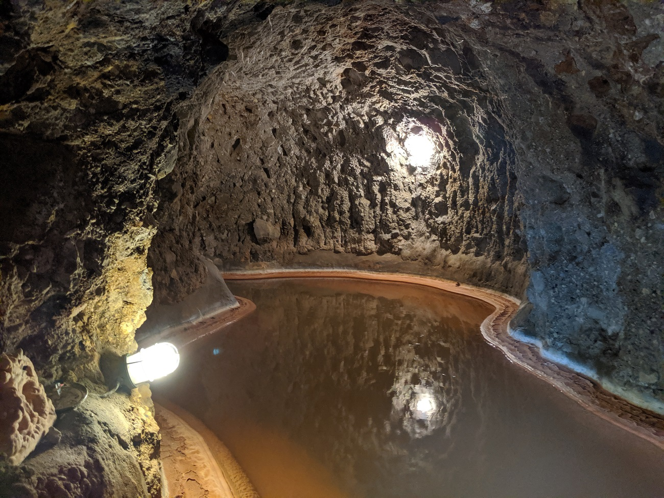 大洞窟温泉