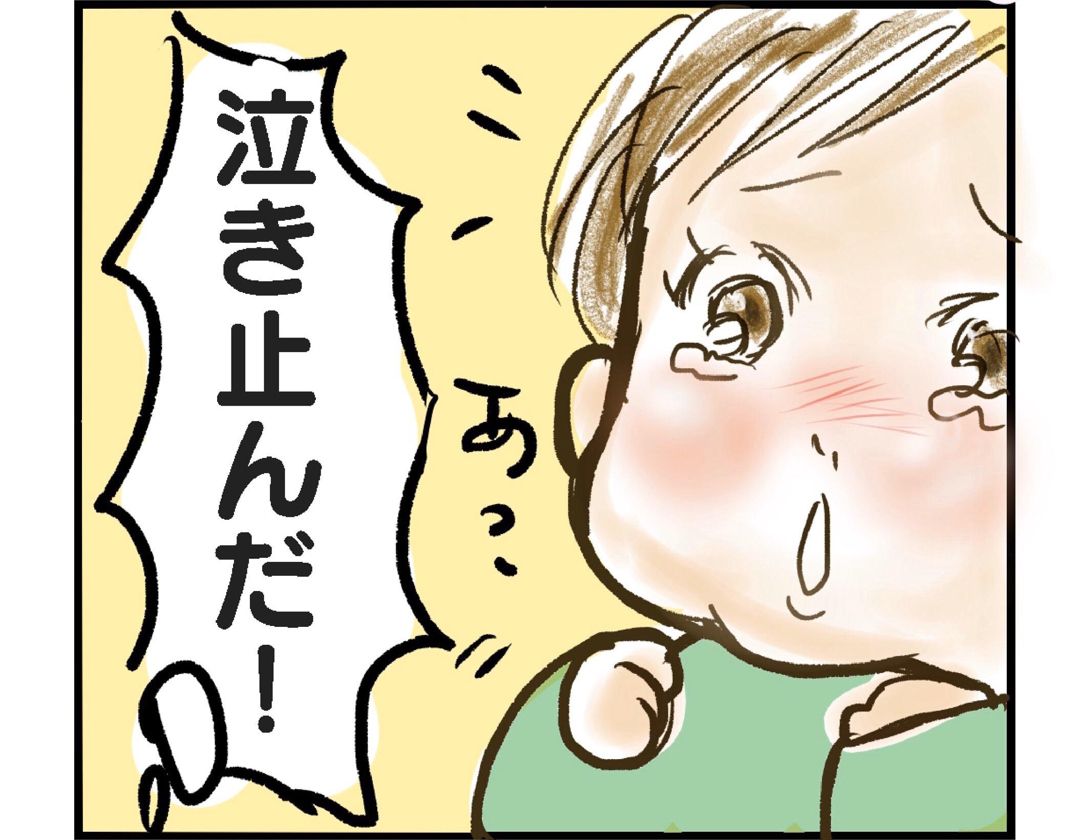 泣き 止む 理由 ポイズン