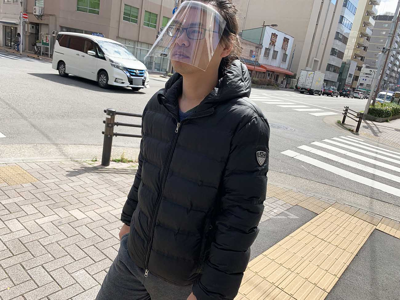 シールド ドクター 中松