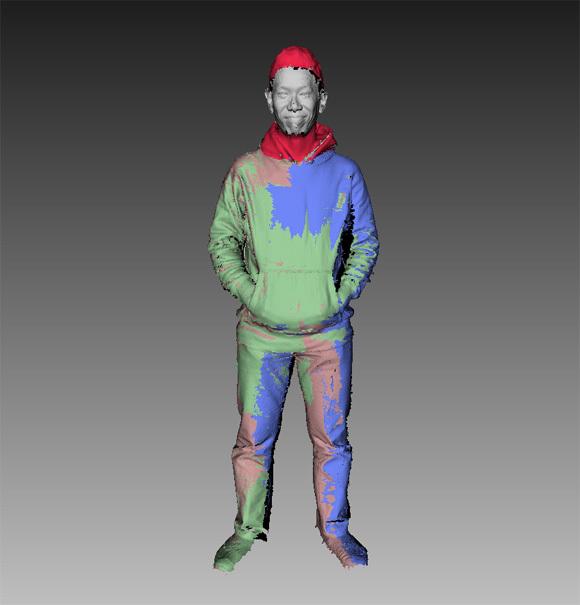 Mr Sato scan data