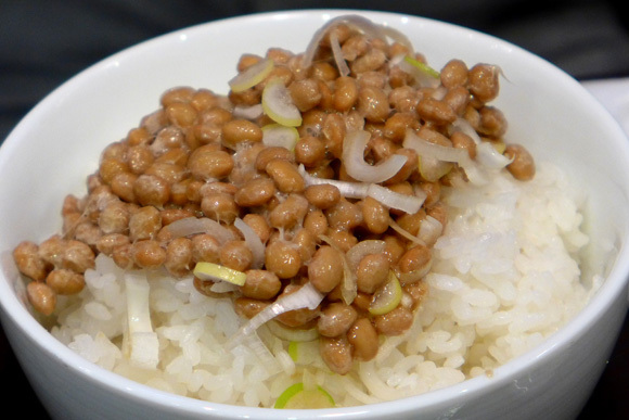 all you can eat natto