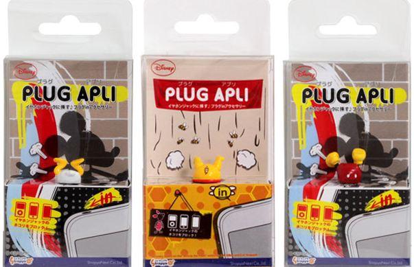 disney plugs packaging