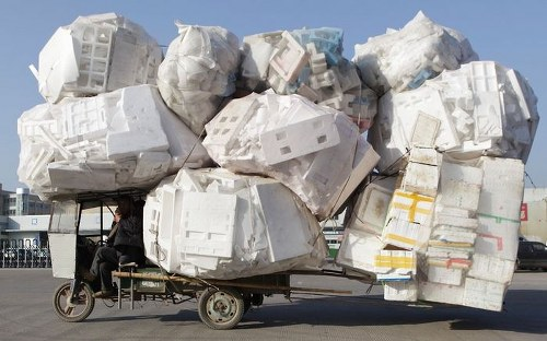 Overloaded Vehicles in China8