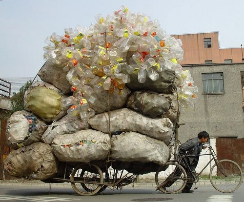 Overloaded Vehicles in China9