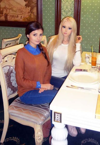 Real Life Barbie Family and Friends10
