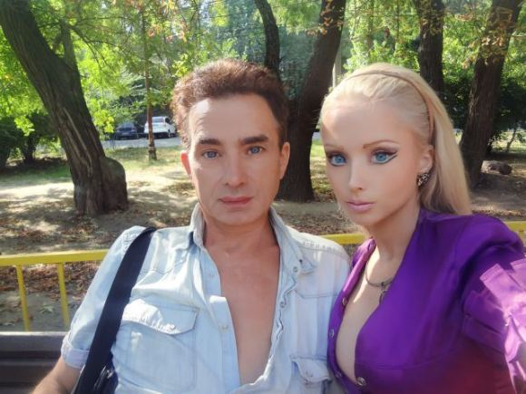Real Life Barbie Family and Friends13