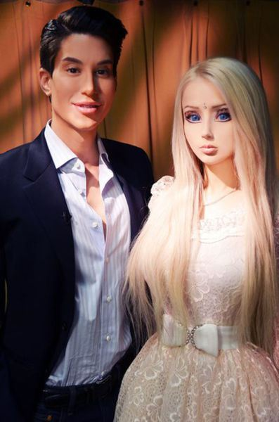 Real Life Barbie Family and Friends20