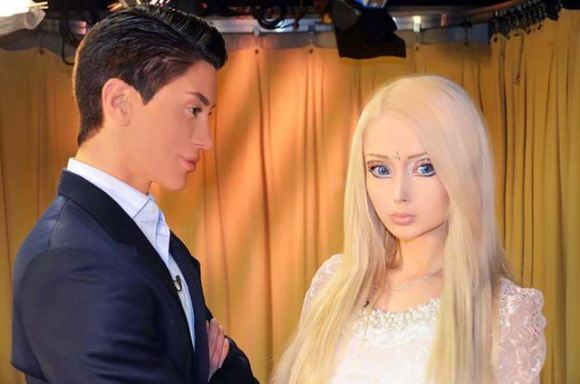 Real Life Barbie Family and Friends21
