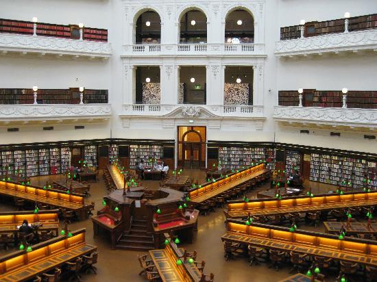 World's best libraries11