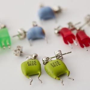 Geek & Cute Accessories Earrings 2,100 yen