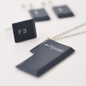 Geek & Cute Accessories Keyboard Necklace 2,100 yen