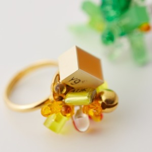 Geek & Cute Accessories LED Ring 4,200 yen