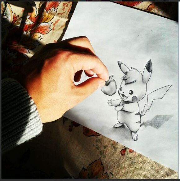 Pokehoodie itsbirdy drawing
