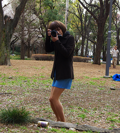 Seven Things Our Male Reporter Realized After Wearing a Miniskirt6