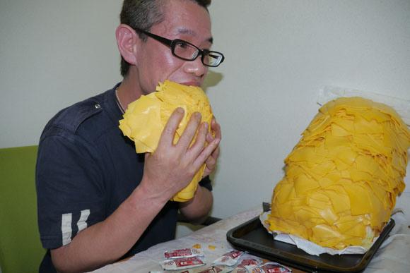 BK cheese