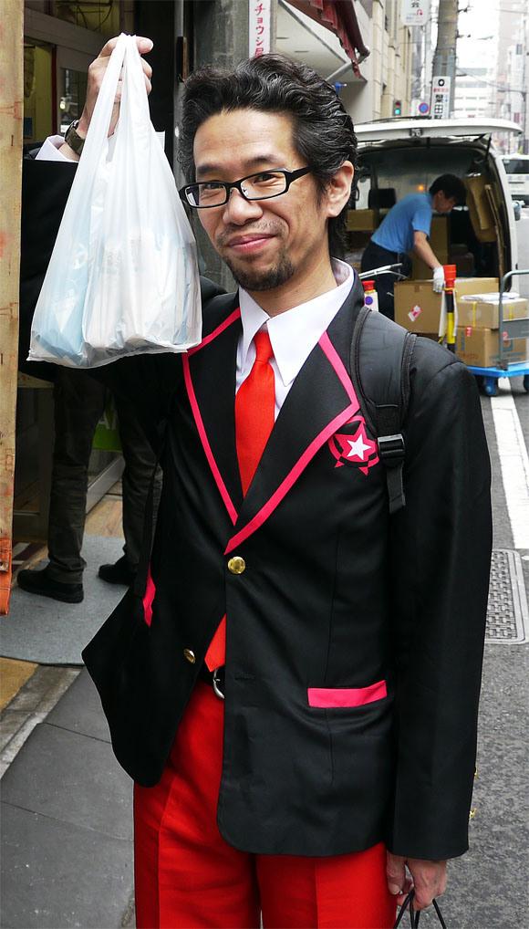 Mr. Sato Style