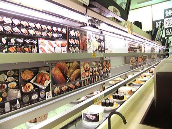 sushi highway