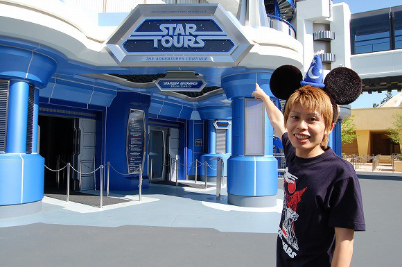 Star Wars Takes Over Tokyo Disneyland to Celebrate Reopening of Star Tours18