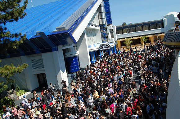 Star Wars Takes Over Tokyo Disneyland to Celebrate Reopening of Star Tours19