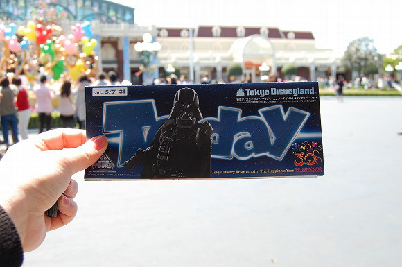 Star Wars Takes Over Tokyo Disneyland to Celebrate Reopening of Star Tours4