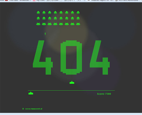 404invaders