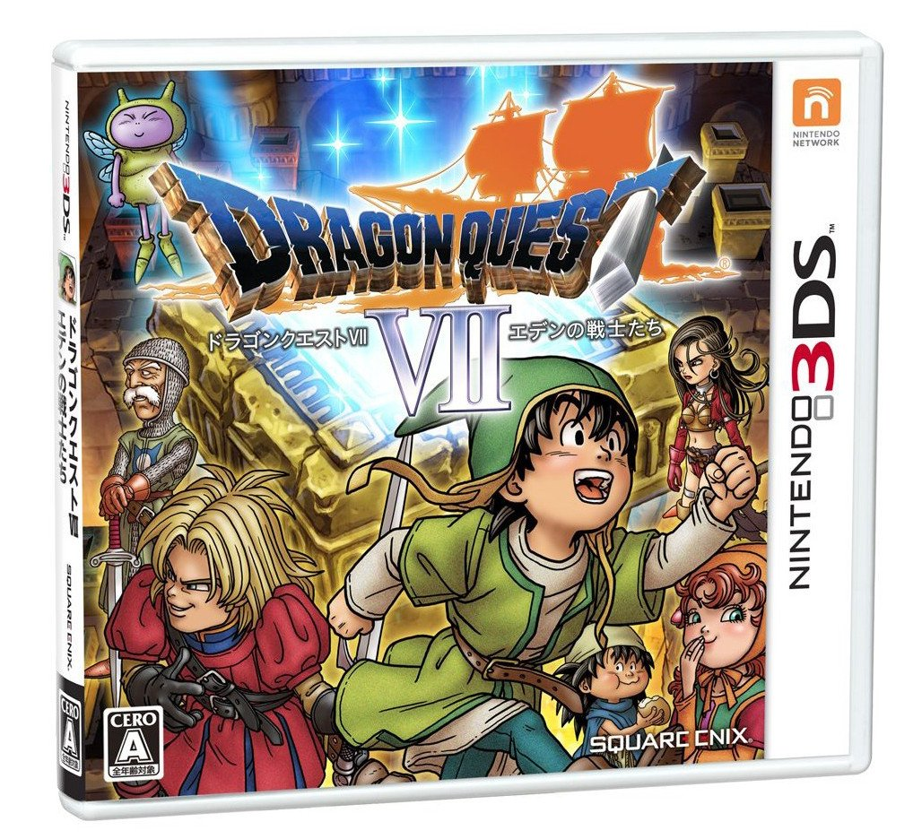 game dragon quest
