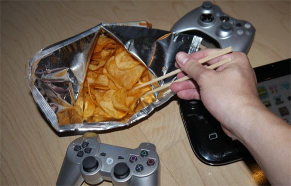 gamer chips