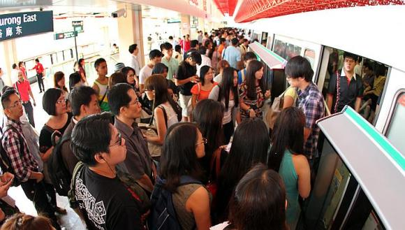 singapore rush