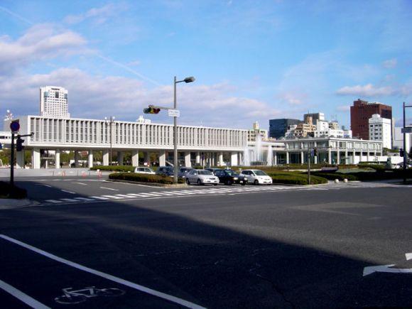 1. Hiroshima Peace Memorial Museum