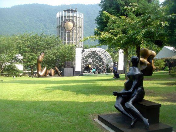 11. Hakone Open-Air Museum (Ashigarashimo District, Kanagawa Prefecture)