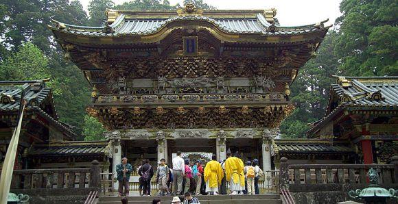 16. Nikkō Tōshō-gū