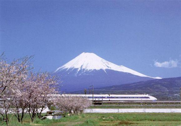 17. Mount Fuji