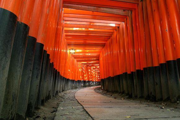 2. Fushimi Inari-taisha