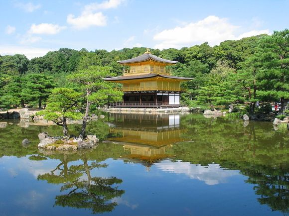 5. Kinkaku-ji
