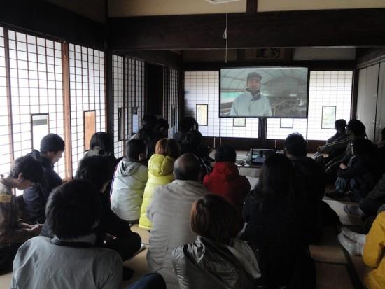 chiharu workshop message