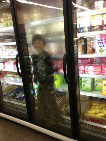 freezer diver01