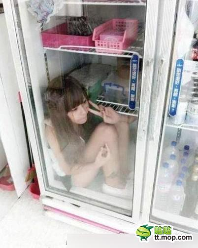 freezer diver04