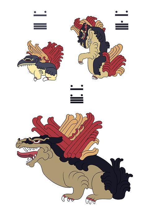 Mayan-style Pokémon3