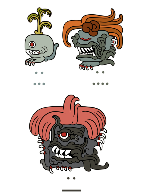 Mayan-style Pokémon9